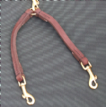 Hand-Made Leather Dog Coupler